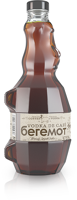 Botella Beremot Cafe | Beremot Vodka