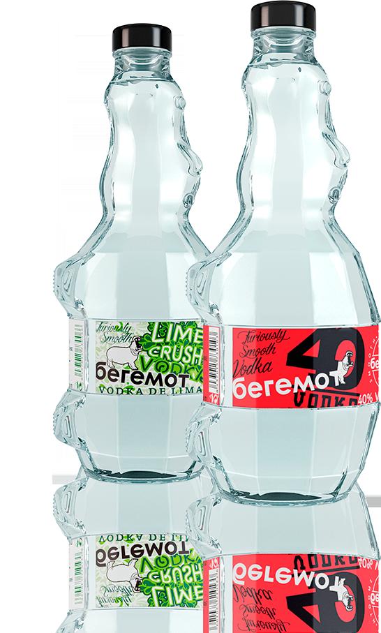 Nuestros Vodkas Lima y Neutro | Beremot Vodka