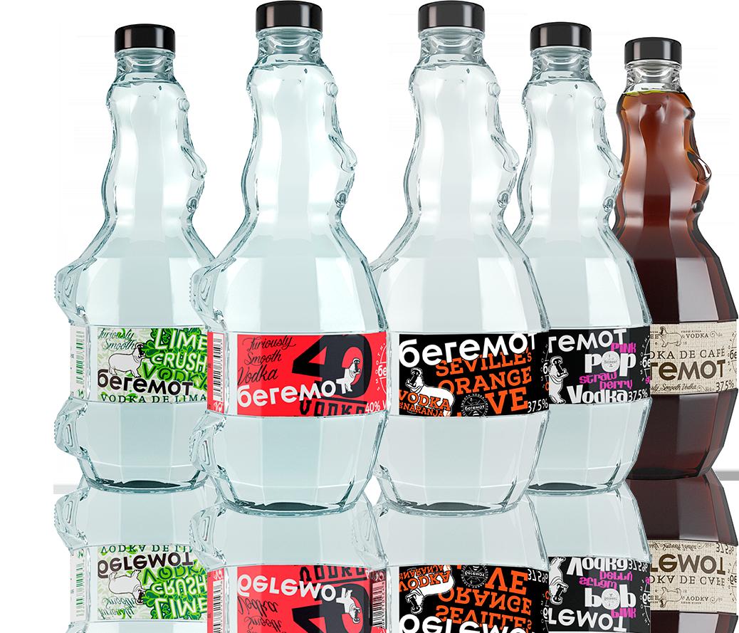 Nuestros Vodkas | Beremot Vodka